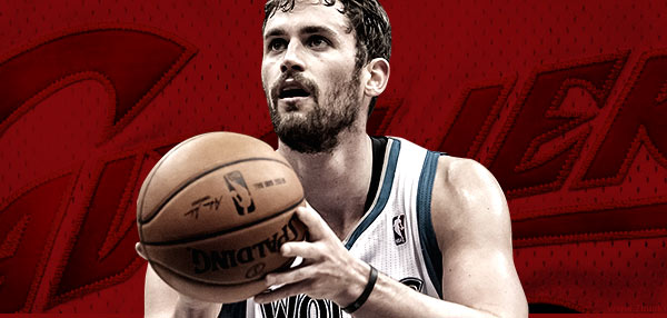 5 Signs That Kevin Love Is Definitely Heading To Cleveland