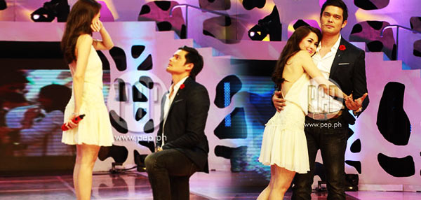 #DingdongIkawNa: How To Get Marian Rivera To Say Yes!