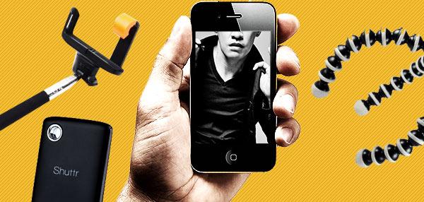#SelfieGear: 6 Gadgets To Help You Become A Selfie Master