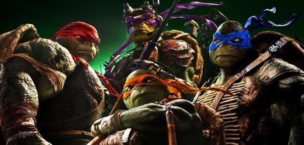 The FHM LookBook: The Teenage Mutant Ninja Turtles Through The Years