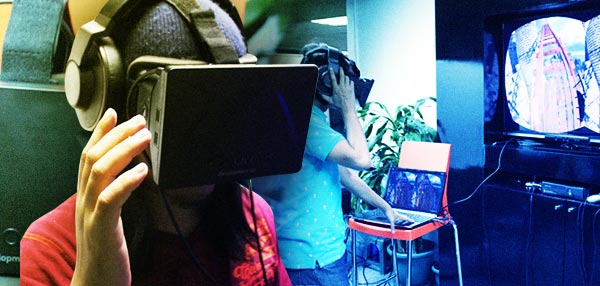 Geek Mode: FHM Gets Its Sweaty Hands On The Oculus Rift!