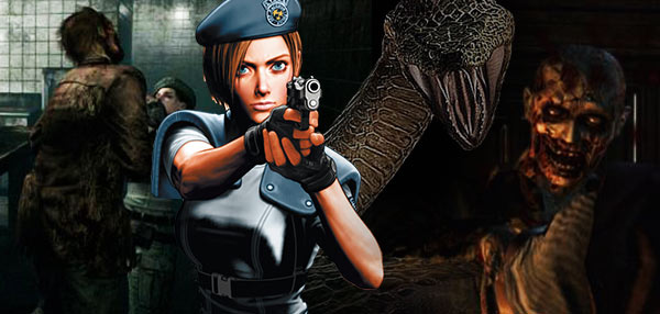 6 Old-School, Scarier-Than-Zombies Moments In The Original Resident Evil Game