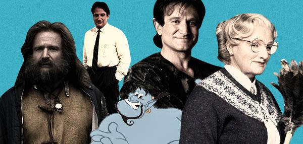 RIP Robin Williams: 10 Memorable Movies Of His Legendary Career