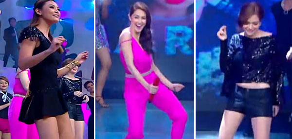 5 Sexy Dance GIFs To End The Week With Marian, Sam, And Bela