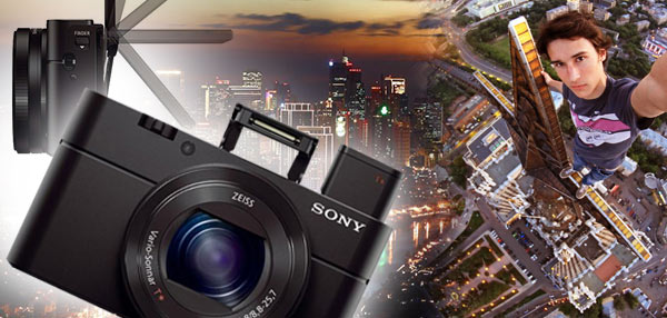 HOT GADGET ALERT: Sony's New RX100 III Is An Awesome Flippin' Compact Shooter