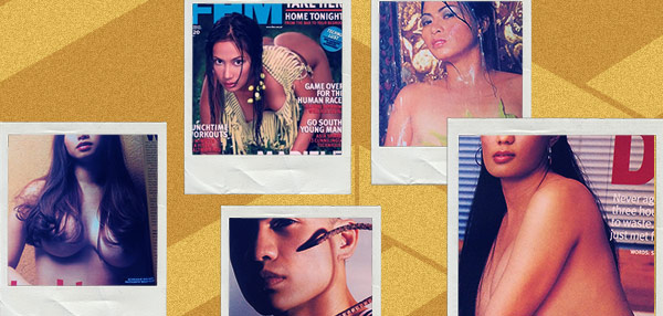 10 Years Ago In FHM History: The September 2004 Issue