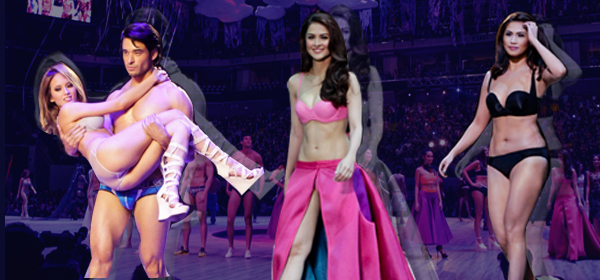 THE NAKED TRUTH: 12 Sexiest Moments At The Bench Body Fashion Show!