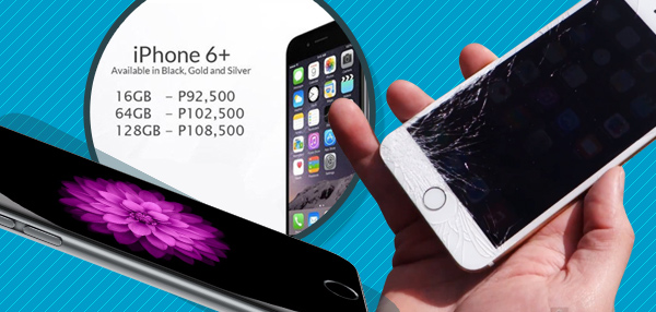 #iPhone6: The Drop Test, Early Reviews, And What You Should Know About Apple's Philippine Pricing!