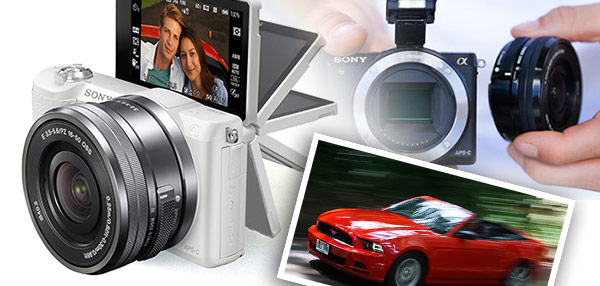 HOT GADGET ALERT: Sony's A5100 Mirrorless Camera Now In Pinas!