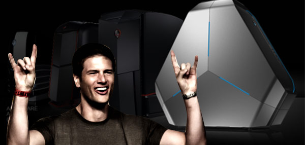 The 2014 Alienware Area-51 Gaming PC Will Make Your Rig Look Old And Wrinkled!