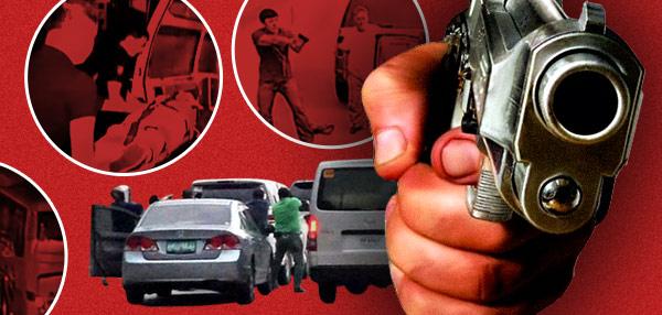As If Traffic Isn't Enough: Mga Tutukan At Bugbugan Sa EDSA!