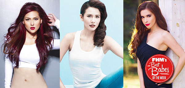 FHM's Best Babes Of The Week: September 16, 2014