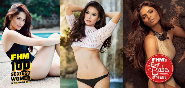 FHM's Best Babes Of The Week: September 23, 2014