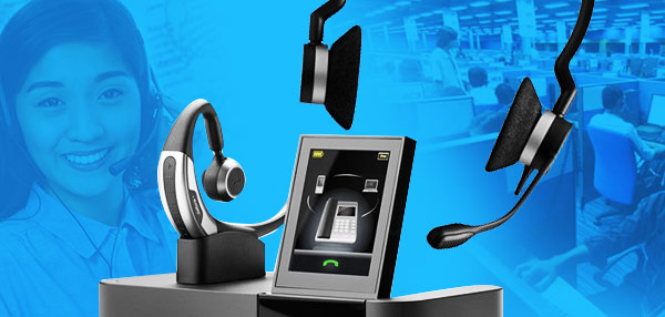 For The Hardworking Call Center Bro: New Hi-Tech Jabra Headsets