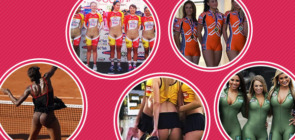 The Most Epic Uniform Fails In Sports!