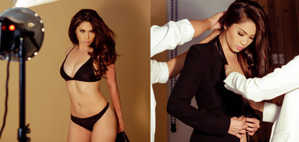 #FHMIconDiana: Diana Zubiri's Grand Comeback Starts With FHM September 2014!