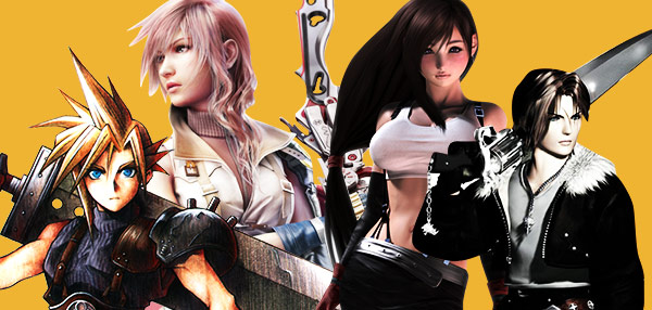 The Final Fantasy All-Time Power Rankings: How Does Your Favorite FF Stack Up?