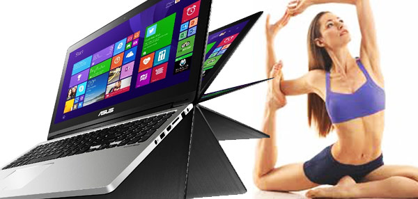 WE WANT ONE: The ASUS Transformer Book Flip Is A 360-Degree Flippin' Wonder