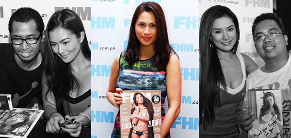 FHM Autograph Signing With Diana Zubiri, Yassi Coo, And Aica Sy: The Full Gallery!