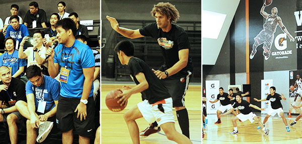 FHM Chats With The NBA's Avery Johnson, Robin Lopez, And Wesley Matthews!