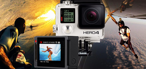 Say Hello To GoPro's New Hero Shooters!
