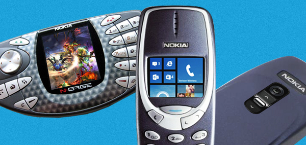 #Throwback: FHM Reimagines 7 Iconic Nokia Handsets!