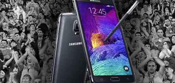 #TakeNote: 6 Features That Make The Samsung Galaxy Note 4 Impressive