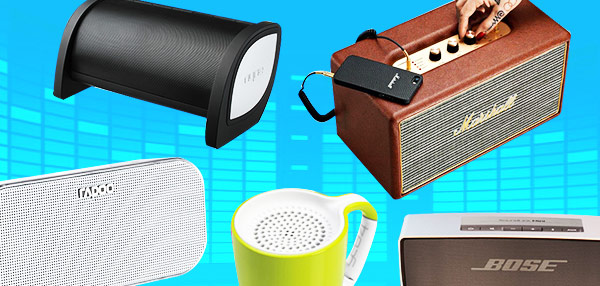 8 Kick-Ass Speakers To Amp Up Your Gadgets' Audio Performance