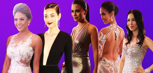 FHM Plays Fashion Police At The 8th Star Magic Ball!