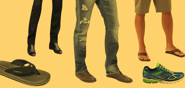 FHM Terno Guide Vol. 1: The Footwear Edition