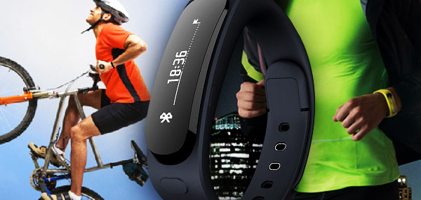 This Hi-Tech Wristband Doubles As A Wireless Headset!