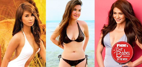 FHM's Best Babes Of The Week: October 14, 2014