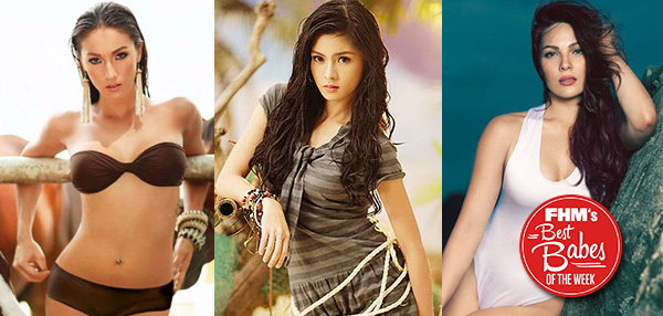 FHM's Best Babes Of The Week: October 21, 2014