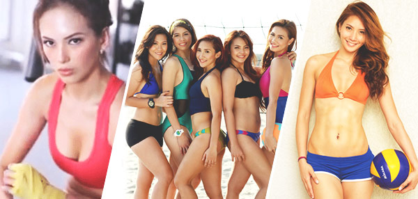 Rachel Anne Daquis And 10 Other FHM Cover Girls Who Can Kick Your Ass In Sports!