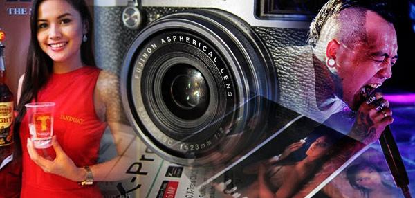 Fujifilm Synergy: Epic Cameras, Babes, Booze, And A Whole Lot Of  Kamikazee!