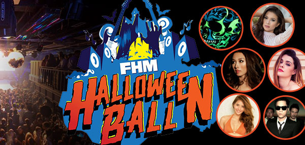 The FHM Halloween Ball 2014: Here's What's Going To Happen