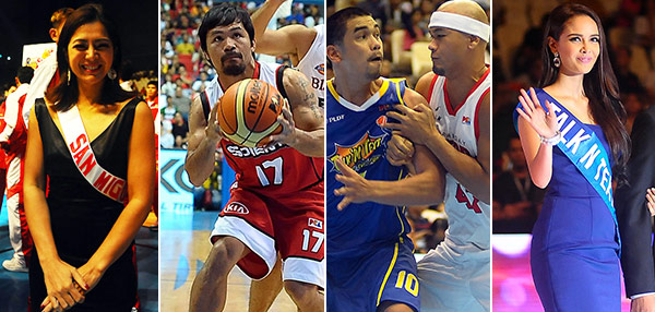 Gorgeous Muses, Kia Wins, And Ginebra Blows By TnT: FHM Goes To The PBA's 40th Season Opening!