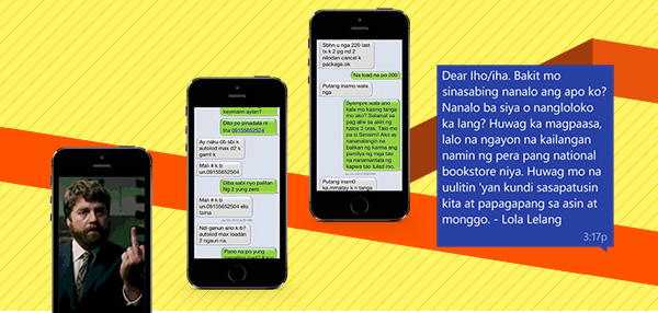 #Resbak: Epic Ways To Reply To Annoying Text Spammers