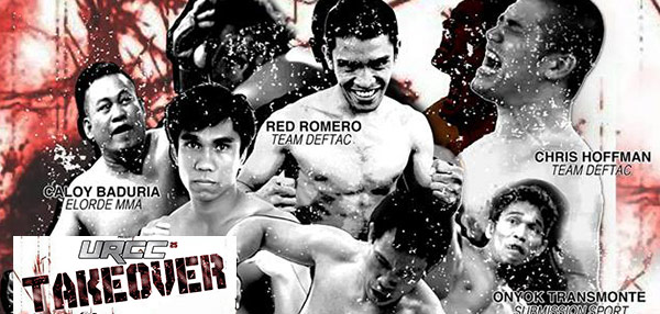 URCC 25: Takeover Is The Best Hangover Cure For That Donaire Beatdown
