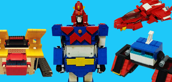 A Pinoy Is Trying To Make The Official Lego Voltes V Kit, And He Needs Our Help!