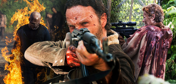 The Walking Dead: 6 Burning Questions For Epic Season Number 5