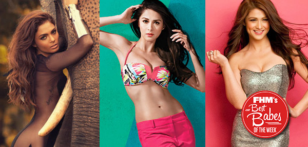 FHM's Best Babes of the Week: November 4, 2014