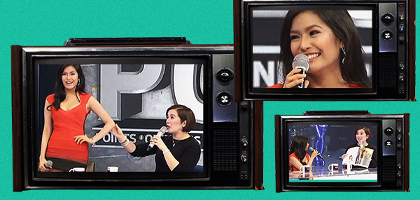 #FHMMyrtleRawrrr: 8 Things We Learned From Myrtle's Appearance On The Buzz Last Sunday