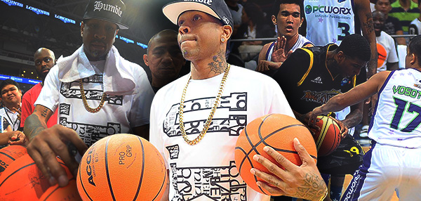#IversonInManila: The Awesome Sights During Allen Iverson's 'All In' Charity Game!