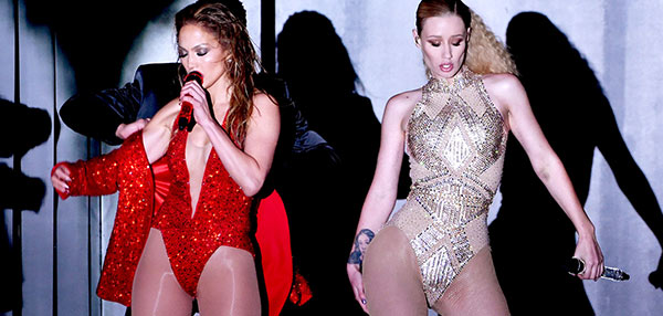 "Jennifer Lopez And Iggy Azalea Perform ""Booty"" At The AMAs: The 19 Hottest Moments In GIFs!"