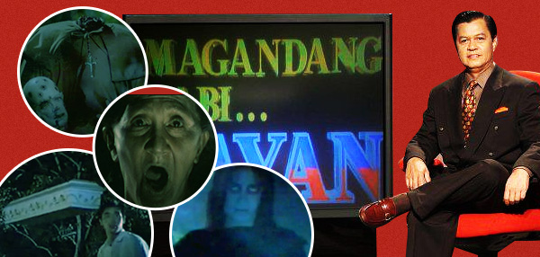 The FHM Throwback Machine: How Magandang Gabi Bayan's Undas Specials Creeped Us Out As Kids