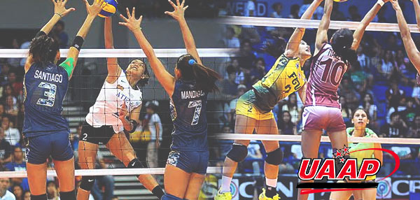 UAAP Volleyball Season 77 Opening Weekend: A Gallery Of Women Showing Hustle, Power, Grit, And Determination!