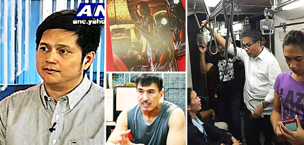 FHM's Best Of The Weekend: Mar Roxas Rides The MRT, The New Jinri Calendar, And Maserati Driver Fights Back!
