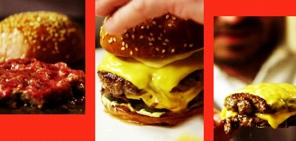 The FHM Guide To Man Food: How To Make An Awesome Cheeseburger...In GIFs!