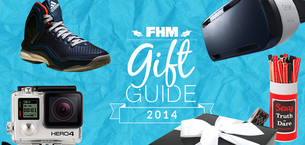 All The Things Bros Want: The FHM Gift Guide 2014!